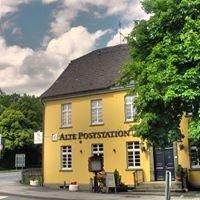 """Hotel - Restaurant """"Alte Poststation"""""""