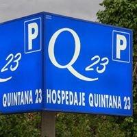 Hospedaje Quintana 23