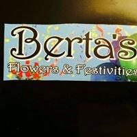 Berta's Flowers & Festivities
