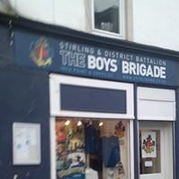 Boys' Brigade Stirling & District Battalion Supplies Depot