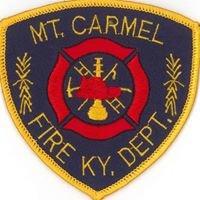 Mt. Carmel Vol. Fire Dept.