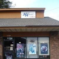 Hero Hunter Comics