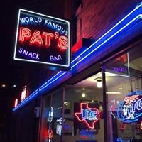 Pat's Snack Bar