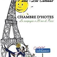 B and B Paris Les Coteaux, chambres d'hôtes