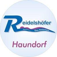 Reidelshöfer Das innovative Bettenhaus. Haundorf & Nürnberg