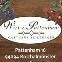 Wirtz Pattenham Gasthaus Zeilberger