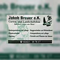 Galabau Jakob Breuer e.K. Inhaber von Meer