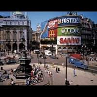 London Picadilly Circus An Oxfort Street