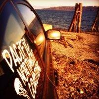 Pacific Northwest Coastline