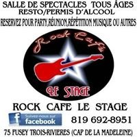 Rock cafe le Stage