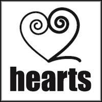 2hearts handmade cards