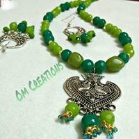 Om Creations handmade Jewellery