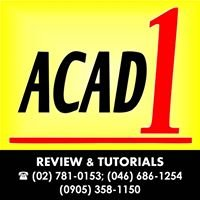 ACADEMIC ONE REVIEW AND TUTORIAL CENTER