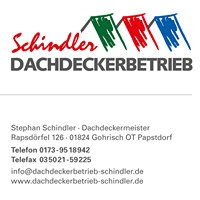 Schindler Dachdeckerbetrieb