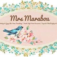 Mrs Marabou