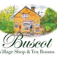 Buscot Tearoom