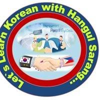 Hangul Sarang Korean Language Tutorial Center