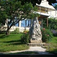Berghotel auf der Loreley
