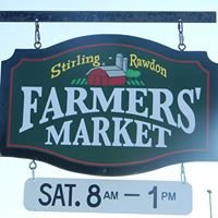 Stirling-Rawdon Farmers Market