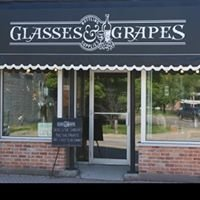 Glasses and Grapes