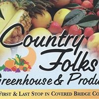 Country Folks Farmers Market & Greenhouse