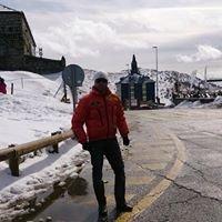 Puerto de Navacerrada estación de esquí