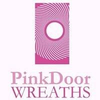 Pink Door Wreaths