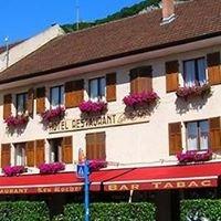Hôtel Les Rochers - La Chrissandière