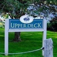 Upper Deck Restaurant on Willsboro Bay
