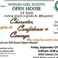 MAS DFW Girl Scouts