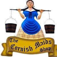 Cornish Maids Fudge Shop, Polperro.