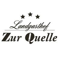 """Landgasthof """"Zur Quelle"""""""