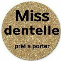 Boutique MISS Dentelle mahdia