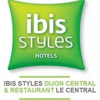 Ibis Styles Dijon Central & Restaurant Le Central