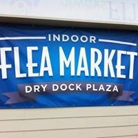 Indoor Flea Market at Dry Dock Plaza