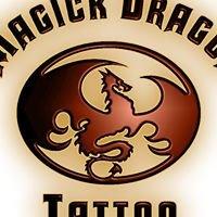 Magick Dragon Tattoo Gainesville, GA