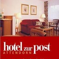 Hotel zur Post - Attendorn
