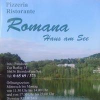 """Pizzaria Ristorante Romana """"Haus am See"""""""