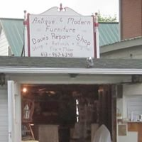 Dave's Repair Shop. Antiques & Modern Furniture Refinishing