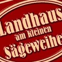 Landhaus am kleinen Sägeweiher Limbach