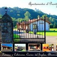 Apartamentos Puentuco De Villacarriedo