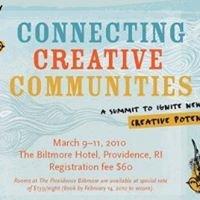 Connecting Creative Communities