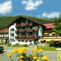 "Alpengasthof ""Löwen"" Oberjoch/Allgäu"