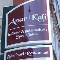 Indisch Pakistanische Anar Kali Restaurant Frankfurt A.M