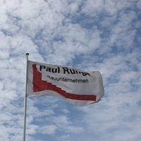 Bauunternehmen Paul Runge