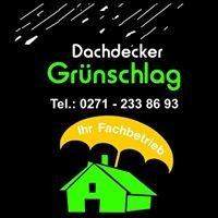 Dachdeckerei & Bauklempnerei Grünschlag