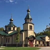 St. Basil the Great Orthodox Church- St. Louis, Missouri