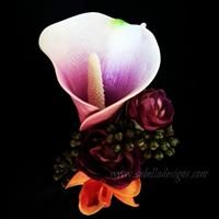 Real Touch Wedding Bouquets | Faux Flower Design Artistry