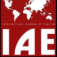 International Academy of English