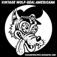 Vintage Wolf